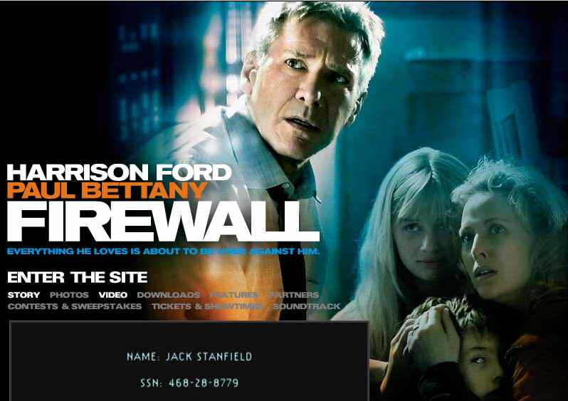 Firewall Film